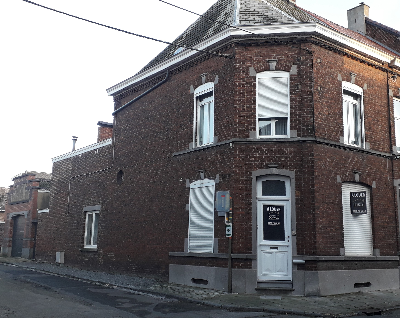 Maison A Louer 3 Chambres Garage Cour Et Jardin L Immobiliere Domus